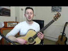 Guitar Lesson - Intervals - Tones and Semitones