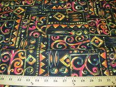 4 1 8 yds Modern Retro Eames Era Geometric Cotton Upholstery Fabric | eBay