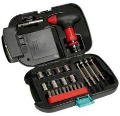 estojo de ferramentas com lanterna embutida-edição limitada