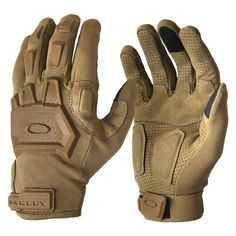 US Patriot Tactical - Oakley Flexion Gloves, $50.00 (http://uspatriottactical.com/oakley-flexion-gloves/)