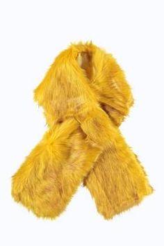 fa8570b3ea Charli Oversize Long Faux Fur Scarf Faux Fur Stole