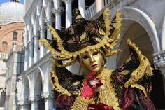Carnevale Di Venezia - Wow, reminds me of a pagoda, gorgeous~ Wilfried Jurkowski