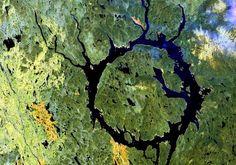 Los mayores meteoritos que han impactado contra nuestro planeta