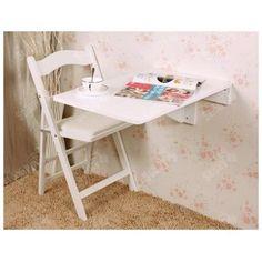Wandklapptisch design  Küchentisch, Holztisch, Wandklapptisch, Esstisch, Schreibtisch ...