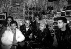 Depeche Mode - Nottingham, HMV Shop 1986