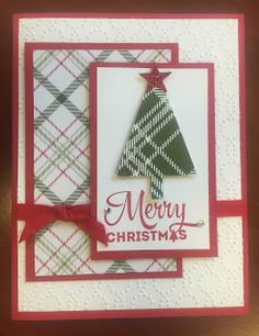 Lots of Joy and Merry Moments DSP by Stampin' Up!