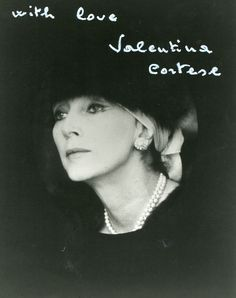 valentina cortese ask