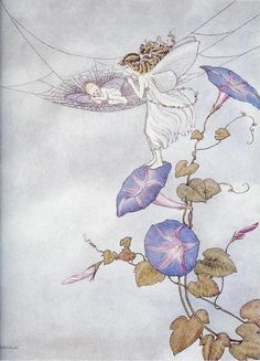 Little Book of Elves and Fairies 2001 Edition, Ida Rentoul Outhwaite
