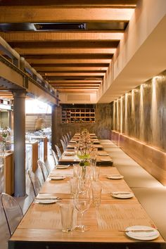 Delightful The Carne Restaurant Interior By InHouse Brand Architects