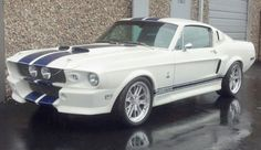 1968 Shelby GT350 Eleanor. Designed by Jason Bobb and Steve Stanford. #GT350E #SHELBY #1968 GT350E