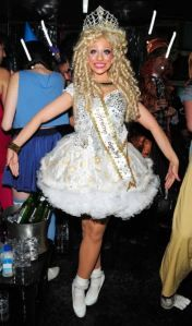 Toddlers and Tiaras Halloween costume