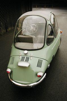 Heinkel Cabin Cruiser