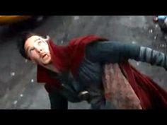 Plantão Digital: Marvel divulga novo trailer do filme Doutor Estran...