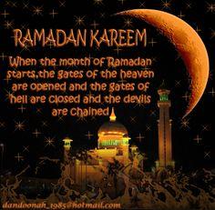 ramadan define