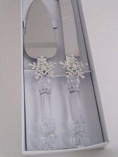 Inspiration mariage thème Frozen - mariage en hiver