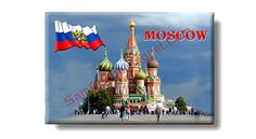 Photo Magnet about Russia