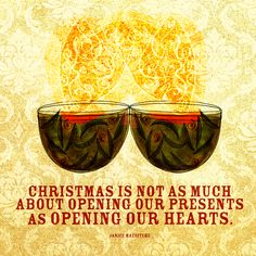 Open your hearts over the holidays, give the gift of love and share some tea at the same time. What my #Tea says to me December 10th. Seasons Infusings to all :)