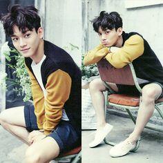 Star1Magazine • 오빠 왜 !!??!???!!? • #chen #jongdae #kimjongdae #exo