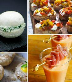 20 idées d'amuse-bouches pour en mettre plein la vue - ELLE.be Java, Birthday Brunch, Mousse, Healthy Lifestyle, Food And Drink, Menu, Pudding, Sauce, Ethnic Recipes