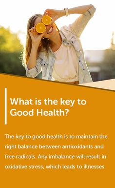 how to maintain good health. Read the article here:Discover how to maintain good health. Read the article here: Healthy Nutrition, Healthy Tips, Oxidative Stress, Healthier You, Health And Wellness, Keys, I Am Awesome, Rings, Wedding