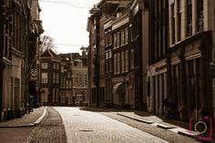 De groenmarkt in de binnenstad van Dordrecht.
