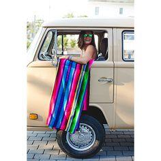 Serape Blanket Rainbow Assorted