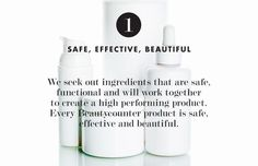 There are more than 80,000 chemicals on the market today. Many don't have any safety data and this is particularly true of those used in the skin care and beauty industry.