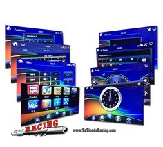126,95€ - ENVÍO SIEMPRE GRATUITO - Monitor Digital Táctil para Coche Pantalla 6.95 2DIN Pulgadas TFT MP3 MP4 Big USB SD MMC Para TOYOTA - TUTIENDARACING