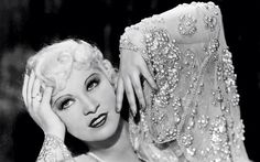 """Mae West claims to have created the name  """"Shimmy"""" for the popular dance move."""