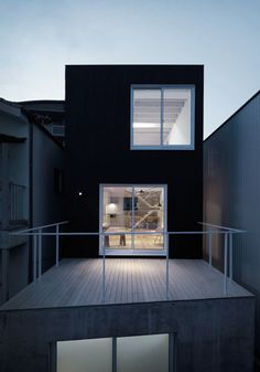 #black #house #architecture