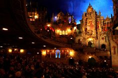 The Majestic Theater - San Antonio, Texas.  Saw Willie Nelson last night, and he was having a VERY good night!  :)