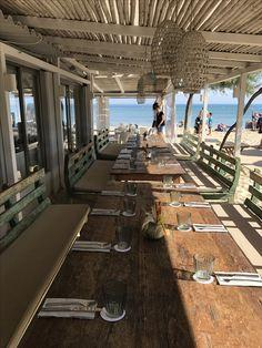 Ponderosa Beach, Mallorca Gazebo, Pergola, Moraira, Beach Bars, Screens, Places To See, Terrace, Restaurants, Table Decorations