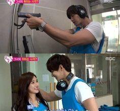 Song Jae Rim and Kim So Eun go to a gun range on 'We Got Married'   http://www.allkpop.com/article/2014/11/song-jae-rim-and-kim-so-eun-go-to-a-gun-range-on-we-got-married