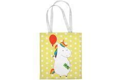 Tragetasche Einhorn Luftballon aus Kunstfaser  Natur - Das Original von Mr. & Mrs. Panda.  Diese wunderschöne weiße Tragetasche von Mr. & Mrs. Panda im Jutebeutel Style ist wirklich etwas ganz Besonderes. Mit unseren Motiven und Sprüchen kannst du auf eine ganz besondere Art und Weise dein Lebensgefühl ausdrücken.    Über unser Motiv Einhorn Luftballon  Ein Einhorn Edition ist eine ganz besonders liebevolle und einzigartige Kollektion von Mr. & Mrs. Panda. Wie immer bei unseren Produkten…