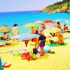 Cavoli beach, Elba Isalnd, tuscany, Italy - @ilaria_agostini- #webstagram