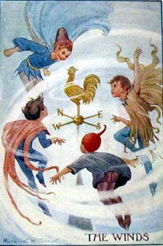 'The Weather Fairies' - Tarrant Margaret. Webb Marion St John :