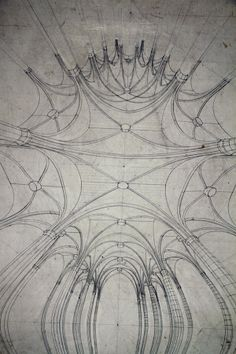 Laying down in a cathedral! Amazing art