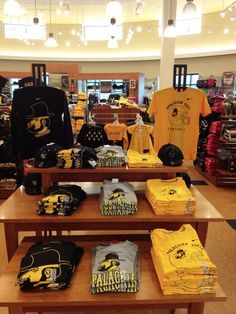 Find officially licensed Appalachian State merchandise at the University Bookstore!