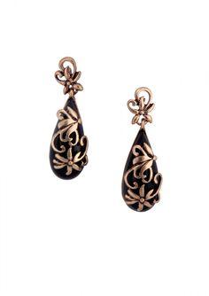 Black Magic Statement Earrings 14,90 € #happinessbtq