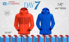 Durable, stylish and top-notch tech. Enter for your chance to win an Arc'Teryx Proton AR Hoody (choose men's or women's) valued at $400. Contest closes midnight December 8th.