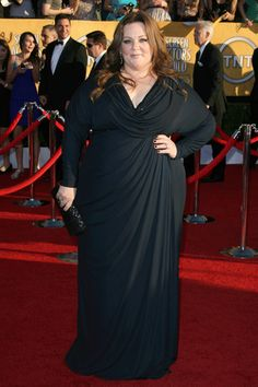 15 Hints About What's In Melissa McCarthy's New Plus-Size Collection #refinery29  http://www.refinery29.com/2014/11/69231/melissa-mccarthy-plus-size-line#slide9  For a stunning example of a Grecian-draped dress, see here.