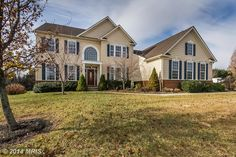 HOME OF THE DAY - Remarkable Custom 4 BR 3 Full BA 2 Half Bath Colonial Home was Built in 2003 on a 1.10 acre lot with a LG 3 Car Garage. This Spaciuos Home includes an Open Floor Plan, Gourmet Kitchen w/ Granite Counters, Hardwood Floors, Custom Moldings, 2 Story Family Room with Stone Gas Fireplace, 1st Floor Master Suite & Den/Office, Finished Basement w/ plenty of storage, Scenic Yard  - http://search.psahomes.com/idx/details/homes/a004/CR8515696/2219-DEER-PARK-RD-FINKSBURG-MD-21048