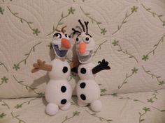 Amigurumi Patterns Olaf : Olaf pattern etsy