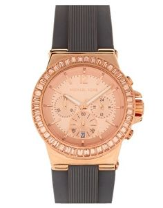 Michael Kors Rose Gold Watch - StyleSays