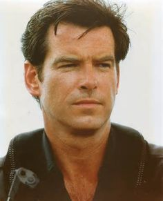 pierce brosnan younger and oh so yummy