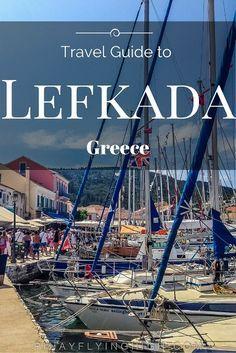 Travel guide to Lefkada, Greece