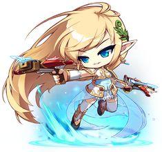 Maple Story เกม MMORPG 2D สุดน่ารัก สุดกวนที่ใคร ๆ ก็รัก