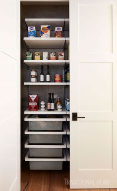 78 Best Creative Storage Solutions Images On Pinterest In 2018 | Kitchen  Butlers Pantry, Kitchens And Kitchen Cabinet Hardware