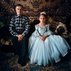 Granddaughter, Russia 2004