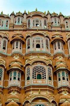 The Hawa Mahal palace is the must-see landmark in Jaipur. The Oberoi Rajvilas (Kaipur, India) - Jetsetter